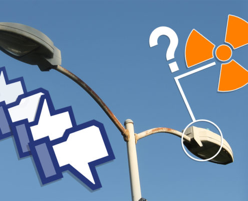 5g in Streetlights Blog Image