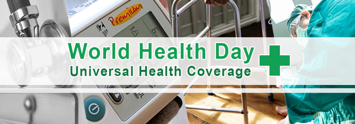 World Health Day Blog Header