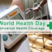World Health Day Blog Header