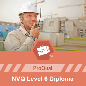Health and Safety Level 6 NVQ from ProQual