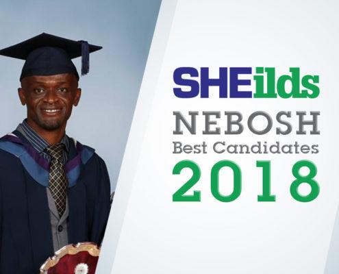 SHEilds NEBOSH Best Candidates 2018
