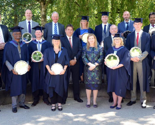 NEBOSH Graduation Ceremony 2018
