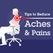 Tip to Reduce Aches and Pains SHEilds Blog