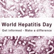 World Hepatitis Day Blog Image