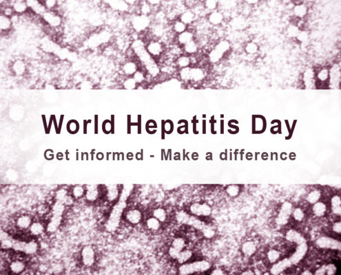 World Hepatitis Day Blog Image
