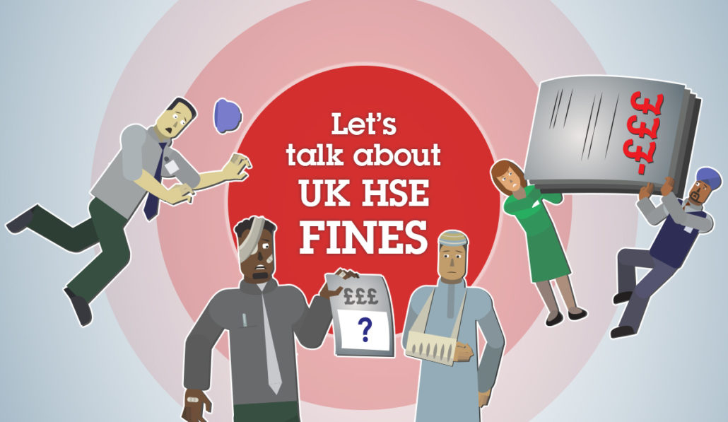 Uk Health And Safety Fines Sheilds Health And Safety Blog