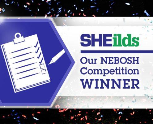 NEBOSH Certificate Winner Blog Image