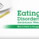 Eating Disorder 2019 Blog Image