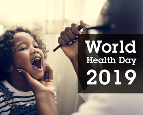 World Health Day 2019 Blog Image