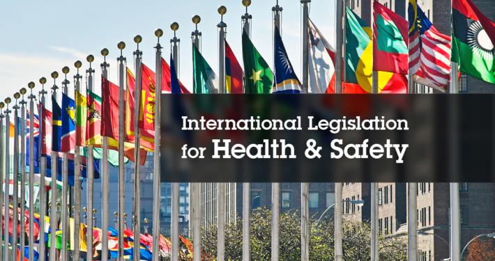 International Legislation in Health and Safety Blog Image