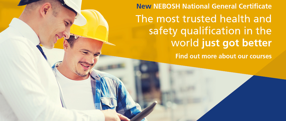 The New NEBOSH NGC/IGC